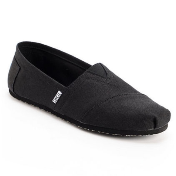Toms Other - BRAND NEW mens Toms Shoes Earthwise Black Vegan